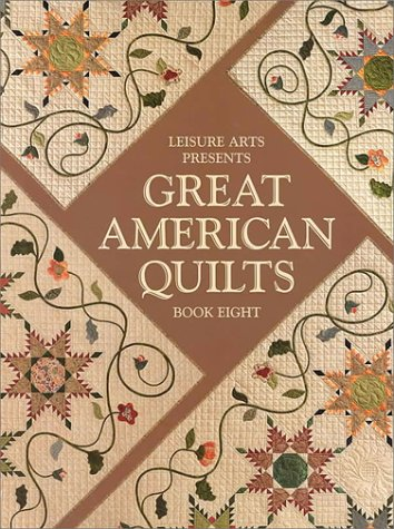 Leisure Arts Presents Great American Quilts Book ()