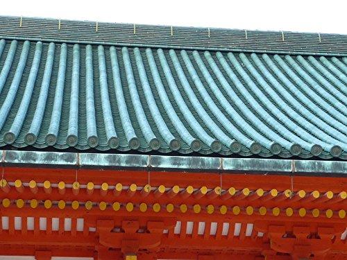 LAMINATED POSTER Shrine Kyoto Heian Jingu Shrine Poster Print 24 x - Heian Shrine