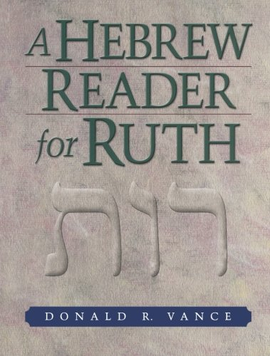 Download A Hebrew Reader for Ruth ebook