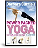 Barbara Currie: Power Packed Yoga [DVD]