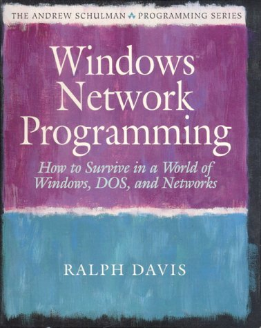 Windows(TM) Network Programming by Addison-Wesley