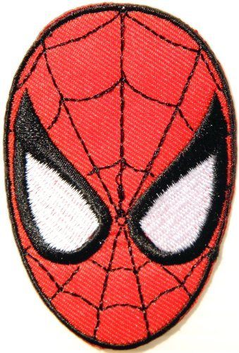 Spiderman Superhero Spider Web Marvel Cartoon Logo Kid Jacket T shirt Patch Sew Iron on Embroidered Symbol Badge Cloth Sign Costume By Prinya Shop