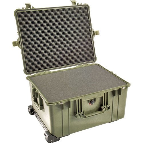 1620 Case with Foam (Olive Drab) [並行輸入品]   B07M81YNXW