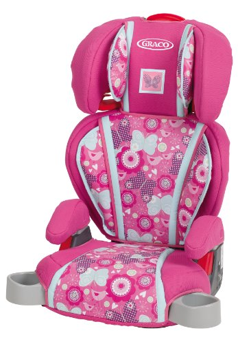 Amazon.com : Graco Highback Turbo Booster Seat, Megan (Discontinued ...