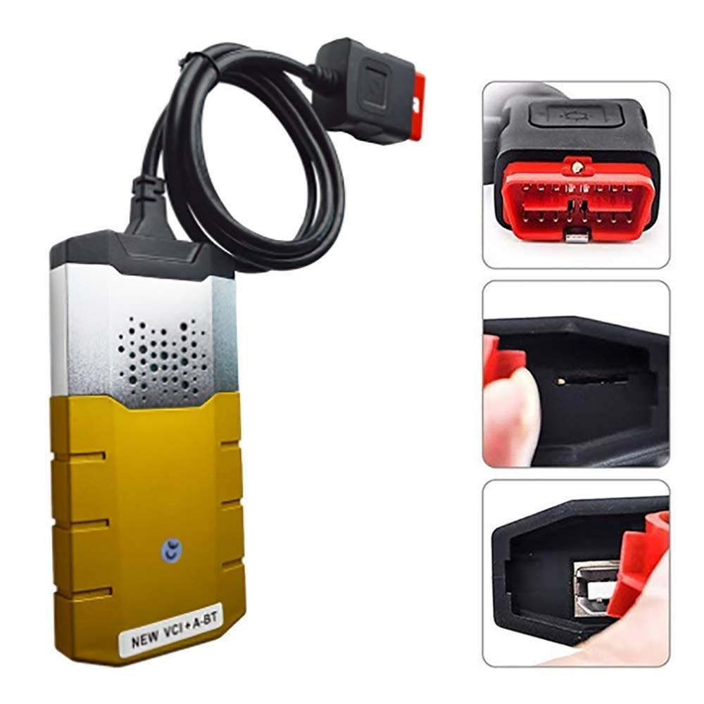 2015 R3 Bluetooth Gratuito Keygen Vd Ds150E Cdp PRO per Lo Strumento Diagnostico di Dialogo Automatico Delphi Obd2 LJYLJY 2019 Vd Tcs Cdp PRO Plus 2016 R0 Oro