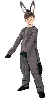 Amazon forum novelties animal costume set donkey nose tail shrek donkey costume solutioingenieria Choice Image