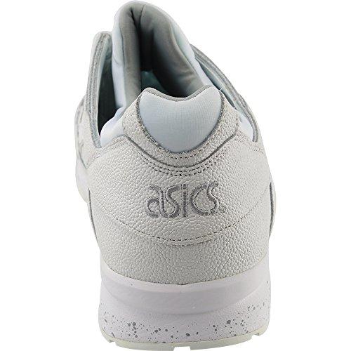 Asics Gel Lyte V Mid Grigio Scamosciato Rosso Splatter Mens Running Fashion H7q3n 9696 Bianco / Bianco 2