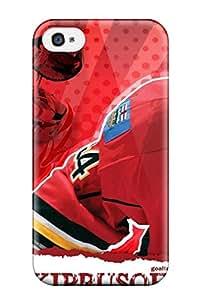 Susan Rutledge-Jukes's Shop hockey nhl calgary flames miikka kiprusoff d NHL Sports & Colleges fashionable iPhone 4/4s cases 9329637K496396466