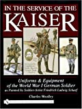 In the Service of the Kaiser, Charles Woolley, 0764319817