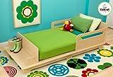 : KidKraft Modern Toddler Bed