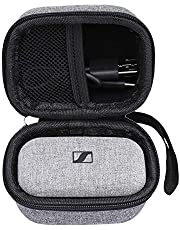Aproca Hard Carrying Travel Case for Sennheiser Momentum True Wireless Bluetooth Earbuds