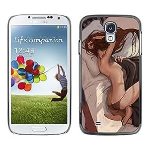 SKCASE Center / Funda Carcasa - Lencería cama Mujer Sensual;;;;;;;; - Samsung Galaxy S4
