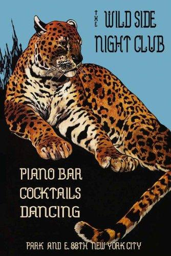 Amazon com: Leopard Wild Side Night Club Piano Bar Dancing New York
