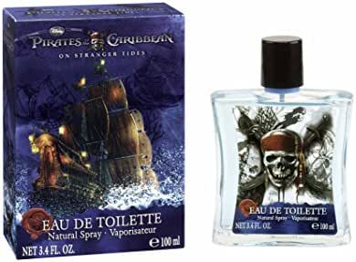 Pirates Of The Caribbean by Pirates Of The Caribbean for Kids - 3.4 oz EDT Spray
