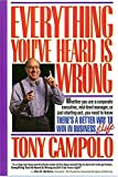 Everything You've Heard Is Wrong, Tony Campolo and J. Vernon McGee, 0849909341