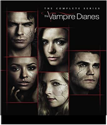 Amazon The Vampire Diaries The Complete Series Various