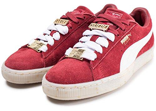 89eed3fc83d0 Puma Suede Classic Bboy Fabulous Damen Sneaker Dunkel Rot PknBoSm ...