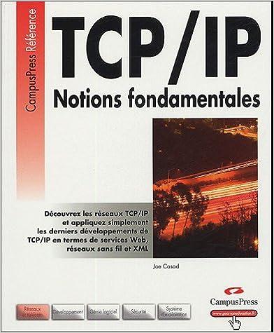 Livre TCP/IP : Notions fondamentales pdf, epub ebook