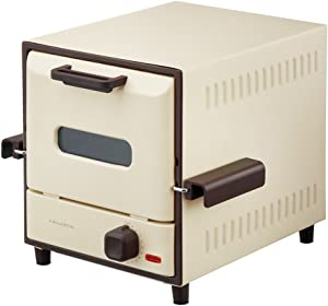 "recolte Toaster Ovens ""Slide Rack Oven Delicat"" RSR-1(W) (White)【Japan Domestic genuine products】"