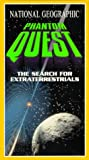 National Geographic's Phantom Quest: The Search for Extraterrestrials [VHS]