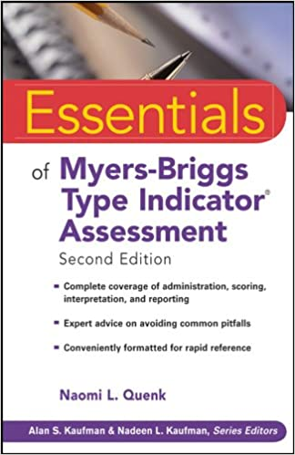 amazon com essentials myers briggs type indicator assessment