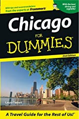 Chicago For Dummies (Dummies Travel) Paperback