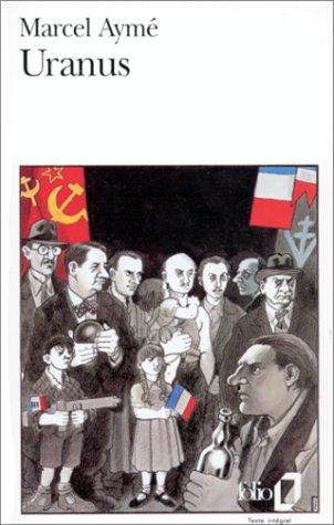 Uranus Poche – 26 octobre 1972 Marcel Aymé Gallimard 2070362248 AUK2070362248
