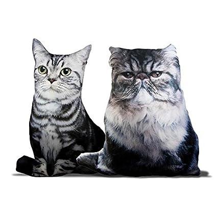 Almohada decorativa para gato o gato persa