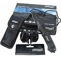 Walther Tactical SET Messer 50715 + Tasche UND Messerschärfer