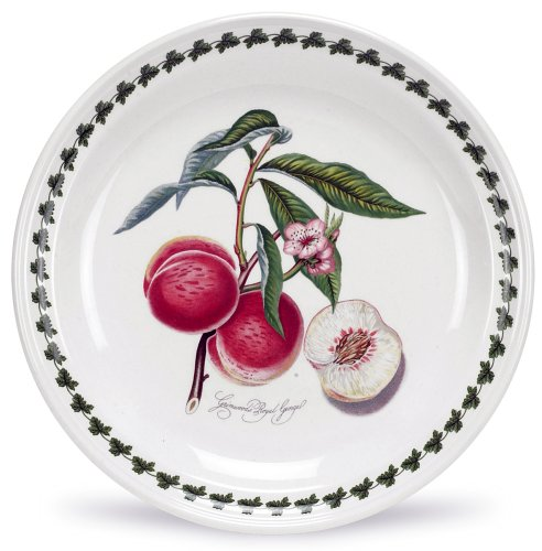 Portmeirion Pomona Dinner Plate, Set of 6 Assorted Motifs