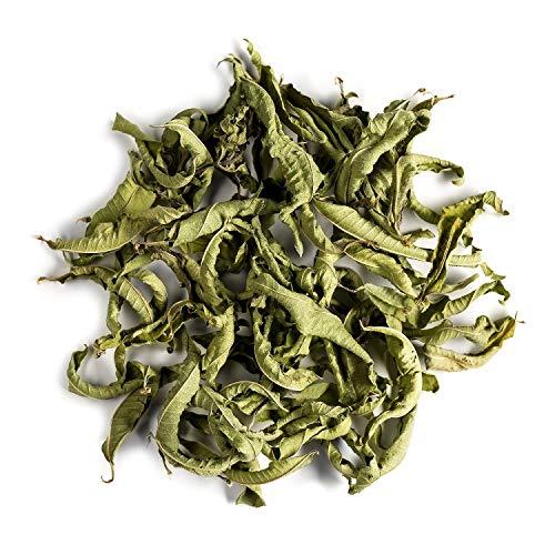 Lemon Verbena Organic Herbal Tea - Handpicked Cedron Loose Leaf Tea From Greece - Luisa Verveine or Luiza 50g 1.76 Ounce