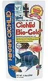 Hikari 8.8-Ounce Cichlid Bio-Gold and Floating Pellets, Medium