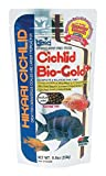 Hikari 8.8-Ounce Cichlid Bio-Gold and Floating Pellets, Medium