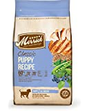 Merrick Classic Puppy Real Chicken, Brown Rice and Green Pea Dry Dog Food, 15-Pound