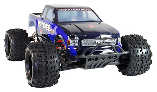 fast Electric RC truck