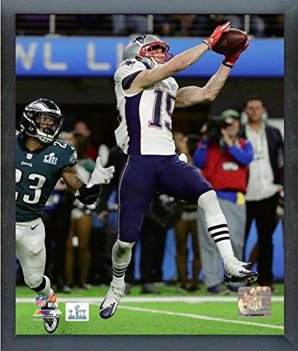 ee100d78 Chris Hogan New England Patriots Super Bowl LII TD Photo (Size: 12