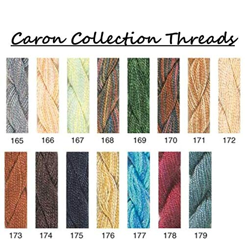 Caron Collections Impressions, Hand-Dyed Threads. Color #174, Mahogany