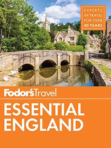 Fodor's Essential England (Full-color Travel Guide)...