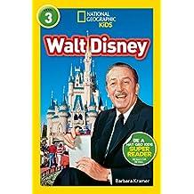 National Geographic Readers: Walt Disney (Readers Bios)