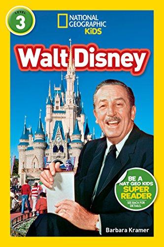 National Geographic Readers: Walt Disney (L3) (Readers