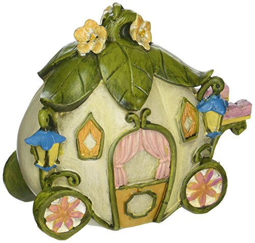 Gift Craft Mini Fairytale Carriage