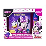Disney Minnie Mouse - Best Friends Pop-Up Sound Board Book and Flashlight - PI Kids