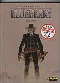 El teniente blueberry volumen 45 dust charlier giraud for Teniente blueberry