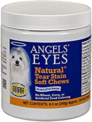 ANGELS' EYES 120 Count Natural Chicken Formula Soft Chews for