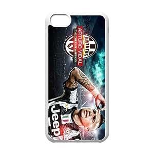 iPhone 5C Phone Case White Arturo Vidal ZCC584979