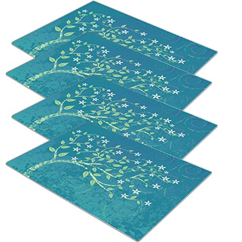 Placemats Dealgadgets Set Of 4 Unique Design Art