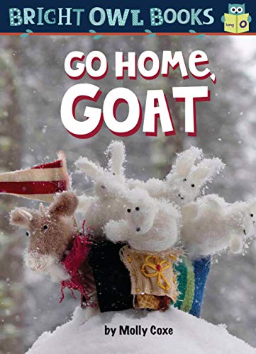 Go Home, Goat: Long Vowel O (Bright Owl Books)