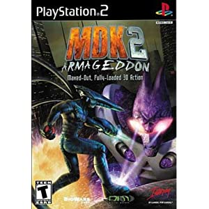 MDK2: Armageddon