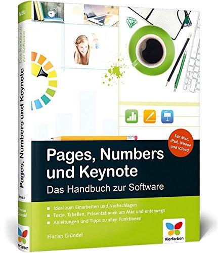 Pages, Numbers und Keynote: Das Handbuch...