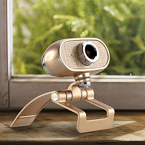 AW920 Full HD 1080P USB Video Webcam with Microphone for PC / Laptop / Smart TV / Skype, Digital Zoom